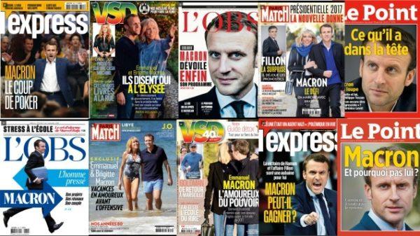 emmanuel-macron-couvertures-magazines
