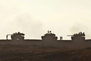 Golan occupé : Deux Israéliens blessés par des tirs d'obus venus de Syrie