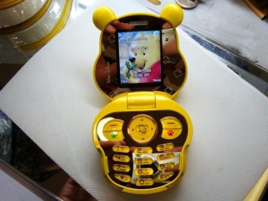disney mobile phone for girl use
