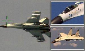 Un chasseur chinois aurait «dangereusement» frôlé un avion de l'armée US