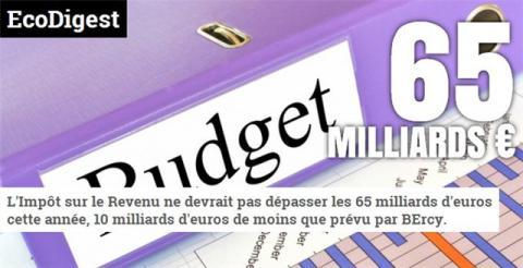 imp t sur le revenu il manque 10 milliards d 39 euros meta tv. Black Bedroom Furniture Sets. Home Design Ideas