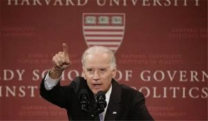 Joe Biden admet que les États-Unis ont obligé l'Europe a sanctionner la Russie