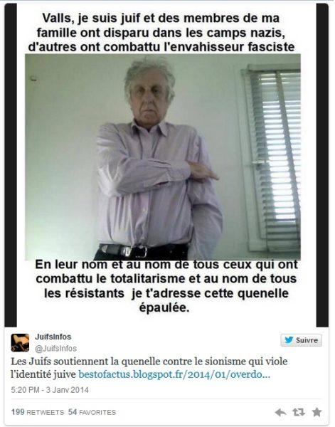 français juifs dénoncent les sionistes 4