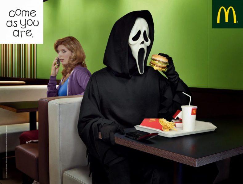 Bienvenue chez McDonald's ^^ Venez comme vous êtes