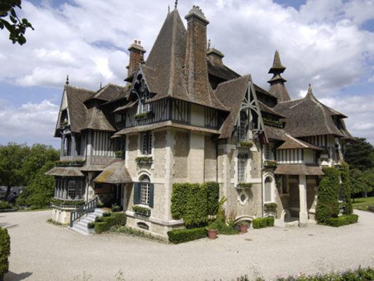 Villa Strassburger - ©Villa Strassburger