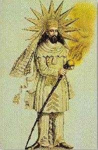 Représentation de Zoroastre