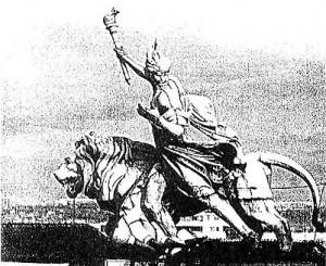 Statue de 2 tonnes en Rep Tchèque