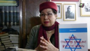 Zohra Mahi – Israël, itinéraire sanglant d'un état voyou – Meta TV