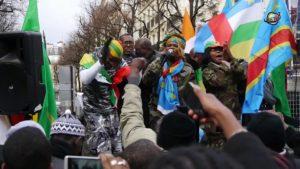 Manifestation pour la souveraineté des nations africaines – Meta TV