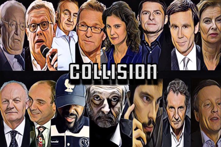 Débrancheur COLLISION : Interview d'un journaliste intègre face à un complotiste Le Débrancheur