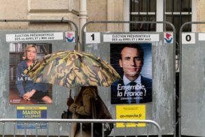 France 2017 : élection Emmanuel / Le Pen