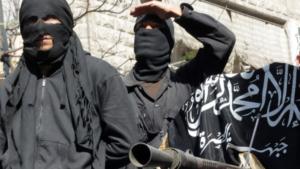 Des islamistes de Jabhat Fateh al-Cham © Stringer Source: Reuters