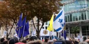 Paris : manifestation de soutien à Israël et au sionisme – Agence Info Libre
