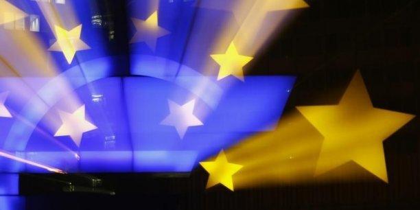 La BCE a commencé à racheter des titres d'Etat. 60 milliards d'euros par mois sont envisagés. (Crédits : © Kai Pfaffenbach / Reuters)