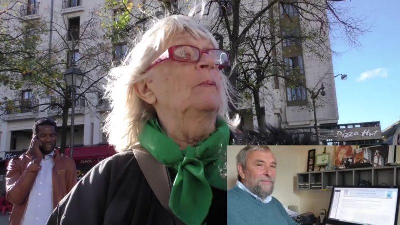 Ginette Skandrani rend hommage à Serge Thion