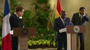 Macron-Akufo-Addo