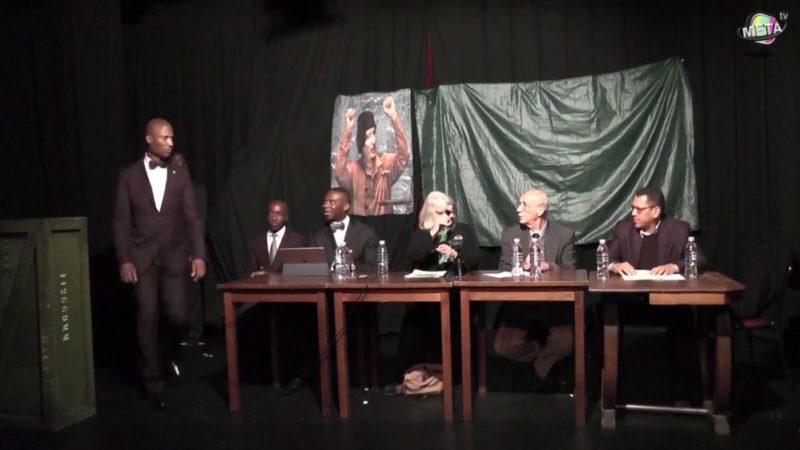 conference assassinat kadhafi