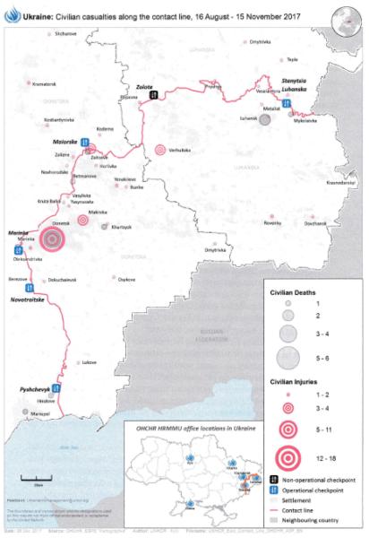 Rapport ONU Ukraine