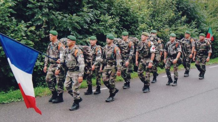 © Paris largue son 2ème Régiment de Légion étrangère sur Libreville  dakaractu.com