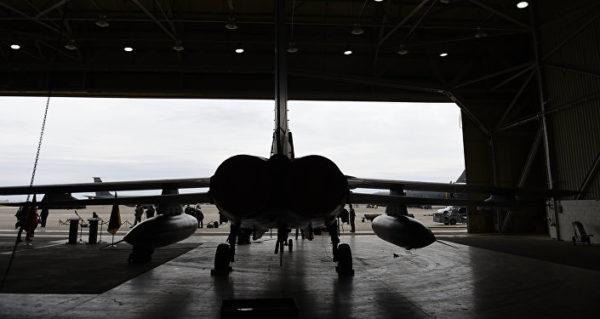La base aérienne d