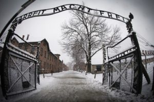 Auschwitz-Birkenau AFP Archives