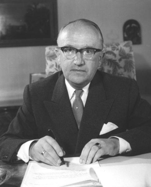 Bundesarchiv Walter Hallstein