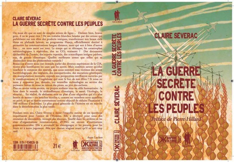 Claire Séverac Guerre secrète