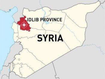 Idlib Syrie