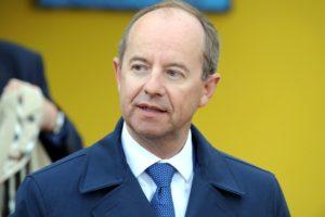Jean-Jacques Urvoas le 25 août 2014. (archives) Crédit - FRED TANNEAU - AFP