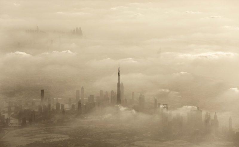 La multiplication des tempêtes de sable au Moyen-Orient. L'ONU prévoit jusqu'à 300 jours de tempêtes par an d'ici dix ans