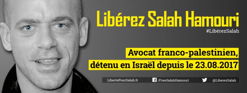 Libérez Salah Hamouri