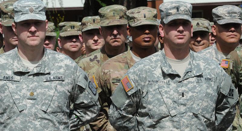 armée américaine © AFP 2018 Alik Keplicz