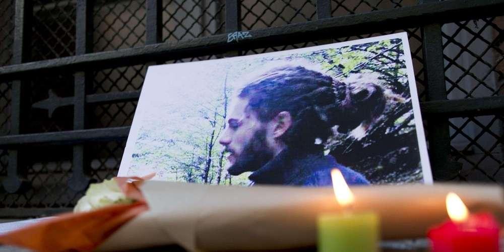 Rémi Fraisse avait trouvé la mort sur le site de la ZAD de Sivens, le 26 octobre 2014. KENZO TRIBOUILLARD