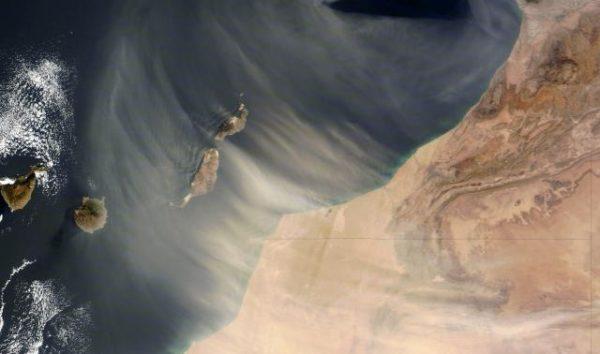 Les tempêtes de sable ont tendance à se multiplier au Proche Orient.