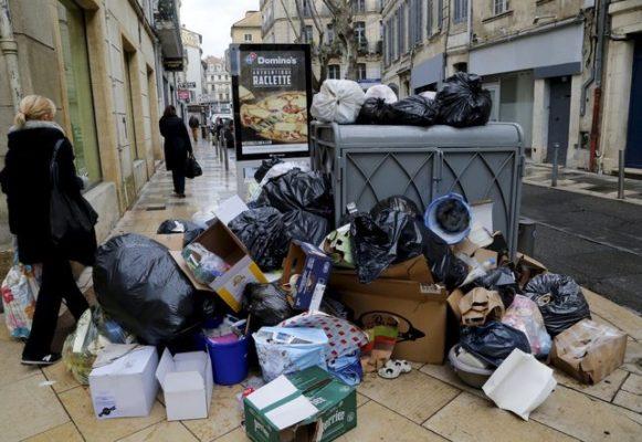 Grève des éboueurs à Avignon : Si ça doit durer un mois, ça durera un mois ! - 2