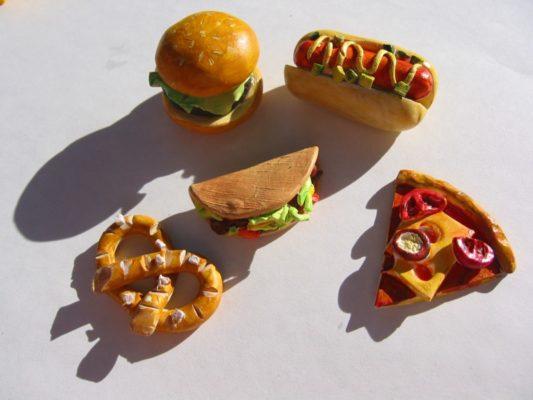 little junk foods
