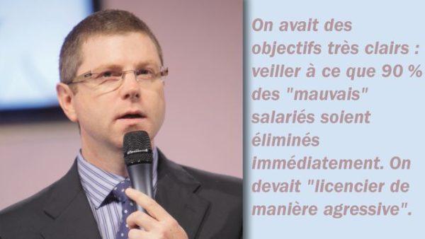 """Didier Bille à propos du """"ranking forcé"""""""