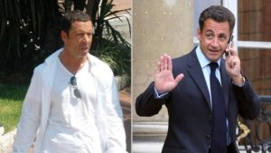 Alexandre Djouhri aurait-il servi d'intermédiaire pour le financement libyen de la campagne de Nicolas Sarkozy en 2007 (SIPA - THOMAS COEX - AFP)
