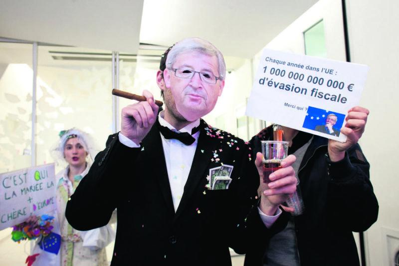 juncker evasion fiscale