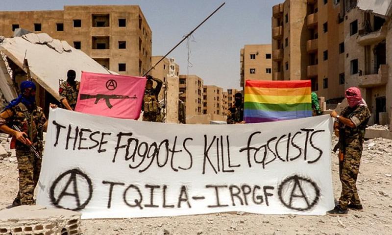 kurdes gays