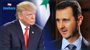 syrie-bachar-el-assad-pret-a-cooperer-avec-donald-trump