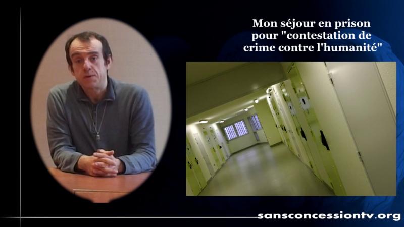 Vincent Reynouard prison