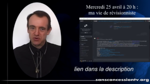 Vincent Reynouard discord Meta TV