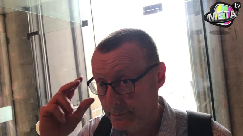 Procès Hervé Ryssen : Pierre Hillard est venu le soutenir, le 23 mai 2018