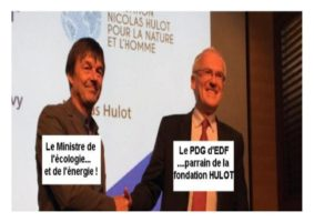 Hulot et EDF