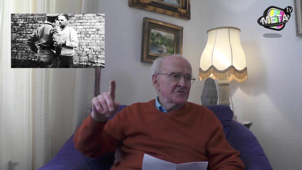 Dernière interview accordée par Robert Faurisson le 07 juillet 2018 à son domicile