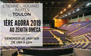 Etienne Chouard zenith omega toulon