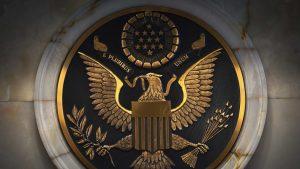 Source: Reuters Le grand sceau des États-Unis