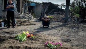 L'armée ukrainienne a massacré des milliers d'habitants du Donbass