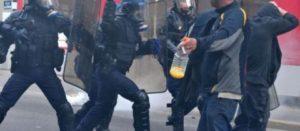 Mort de Rémi Fraisse : 9 blessés et 34 interpellations à Nantes et Toulouse